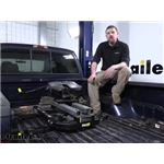 Reese Fifth Wheel Trailer Hitch Brackets and Rails Kit Installation - 2004 Ford F-250 and F-350 Supe