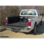 Reese Quick-Install Custom Base Rails Installation - 2015 Ford F-250