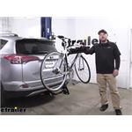 Reese Hitch Bike Racks Review - 2017 Toyota RAV4