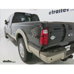 Reese Titan Hitch Reducer Sleeve Review - 2013 Ford F-250