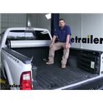 Reese 5th Wheel Under Bed Rail Kit Installation - 2014 Ford F-250 and F-350 Super Duty