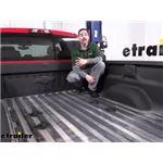 Reese Elite Series 5th Wheel Trailer Hitch Under-Bed Rail Kit Installation - 2019 Chevrolet Silverad