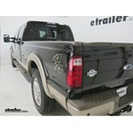 Reese Titan Weight Distribution Shank Review - 2013 Ford F-250