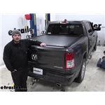 RetraxONE XR Hard Tonneau Cover Installation - 2020 Ram 1500