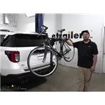 Rhino Rack Hitch Bike Racks Review - 2020 Ford Explorer
