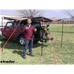 Rhino-Rack Batwing Compact Awning Review