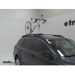 Rhino-Rack Mountain Trail Bike Rack Review - 2011 Subaru Outback Wagon