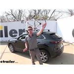 Rhino Rack Road-Warrior Roof Bike Racks Review - 2020 Mazda CX-30