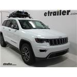 Rhino Rack Roof Basket Review - 2018 Jeep Grand Cherokee