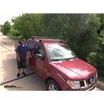 Rhino Rack Roof Rack Review - 2008 Nissan Frontier