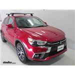 Rhino Rack Roof Rack Review - 2018 Mitsubishi Outlander Sport
