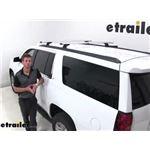 Rhino Rack Roof Rack Installation - 2019 Chevrolet Suburban