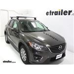 Rhino Rack Roof Rack Review - 2016 Mazda CX-5