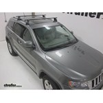 Rhino-Rack Euro Square Roof Rack Installation - 2012 Jeep Grand Cherokee