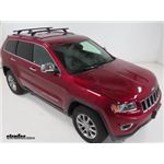 Rhino Rack Roof Rack Review - 2015 Jeep Grand Cherokee