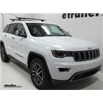 Rhino Rack Roof Rack Review - 2018 Jeep Grand Cherokee
