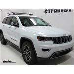 Rhino Rack Roof Rack Review - 2018 Jeep Grand Cherokee