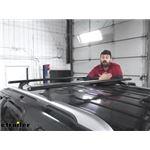 Rhino-Rack Vortex Aero Roof Rack Installation - 2019 Ford Explorer