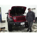 Roadmaster 12 Volt Outlet Kit Installation - 2020 Jeep Gladiator