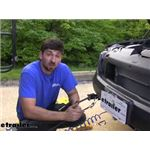 RoadMaster 6-Wire Trailer Connector Installation - 2020 Jeep Cherokee