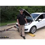 Roadmaster Automatic Battery Disconnect Installation - 2014 Ford Fiesta