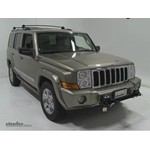 Roadmaster Base Plate Installation - 2006 Jeep Commander
