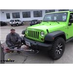 Roadmaster Direct-Connect Base Plate Kit Installation - 2013 Jeep Wrangler