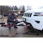 Roadmaster EZ5 Base Plate Kit Installation - 2015 Jeep Grand Cherokee