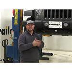 Roadmaster Direct-Connect Base Plate Kit Installation - 2018 Jeep JK Wrangler Unlimited