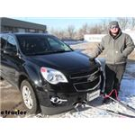Roadmaster Direct-Connect Base Plate Kit Installation - 2015 Chevrolet Equinox