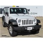 Roadmaster EZ4 Base Plate Kit Installation - 2016 Jeep Wrangler