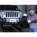 Roadmaster Direct-Connect Base Plate Kit Installation - 2017 Jeep Wrangler Unlimited
