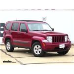 Roadmaster Battery Charge Line Kit Installation - 2012 Jeep Liberty