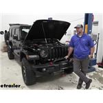 Roadmaster Battery Charge Line Kit Installation - 2020 Jeep Wrangler Unlimited