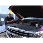 Roadmaster Automatic Battery Disconnect Installation - 2018 Chevrolet Silverado 1500