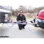RoadMaster Blackhawk 2 All Terrain Tow Bar Installation - 2013 Jeep Wrangler