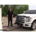 RoadMaster Blackhawk 2 All Terrain Tow Bar Installation - 2017 Ford F-150