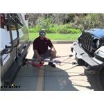 RoadMaster Blackhawk 2 All Terrain Tow Bar Installation - 2020 Jeep Gladiator