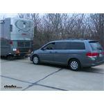 Roadmaster Brake-Lite Relay Kit Installation - 2010 Honda Odyssey