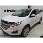 RoadMaster 2nd Vehicle Kit with BreakAway Installation - 2018 Ford Edge