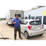Roadmaster Tail Light Wiring Kit Installation - 2021 Chevrolet Spark