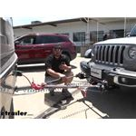 Roadmaster Crossbar-Style Base Plate Kit Installation - 2020 Jeep Wrangler Unlimited