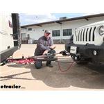 Roadmaster Crossbar-Style Base Plate Kit Installation - 2019 Jeep Wrangler