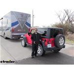 Roadmaster 4-Diode Universal Wiring Kit Installation - 2013 Jeep Wrangler