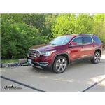 Roadmaster Tow Bar Wiring Kit Installation - 2017 GMC Acadia