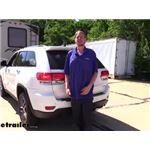 Roadmaster Tow Bar Wiring Kit Installation - 2017 Jeep Grand Cherokee