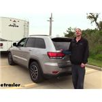 Roadmaster Tow Bar Wiring Kit Installation - 2020 Jeep Grand Cherokee