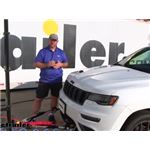 Roadmaster EZ5 Base Plate Kit Installation - 2019 Jeep Grand Cherokee