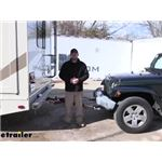 Roadmaster Direct-Connect Base Plate Kit Installation - 2010 Jeep Wrangler