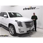 Roadmaster Direct-Connect Base Plate Kit Installation - 2016 Cadillac Escalade